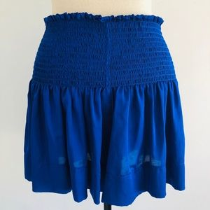 Koch Blue Erica Skirt